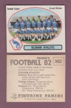 Oldham Athletic Team